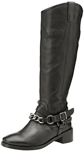 Pepe Jeans  Dorian Chains,  Stivali donna Nero Noir (999Black) 39