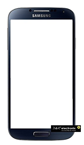 Generic Original Samsung Galaxy S4 Black Mist Front Glass Replacement - D&R Electronix