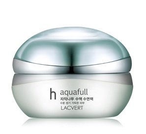 KOREAN COSMETICS, LG Household & Health Care_ LACVERT h-aqua full Sleeping Pack 100ml (moisturizing, rehydration, birch tree sap) 001KR]