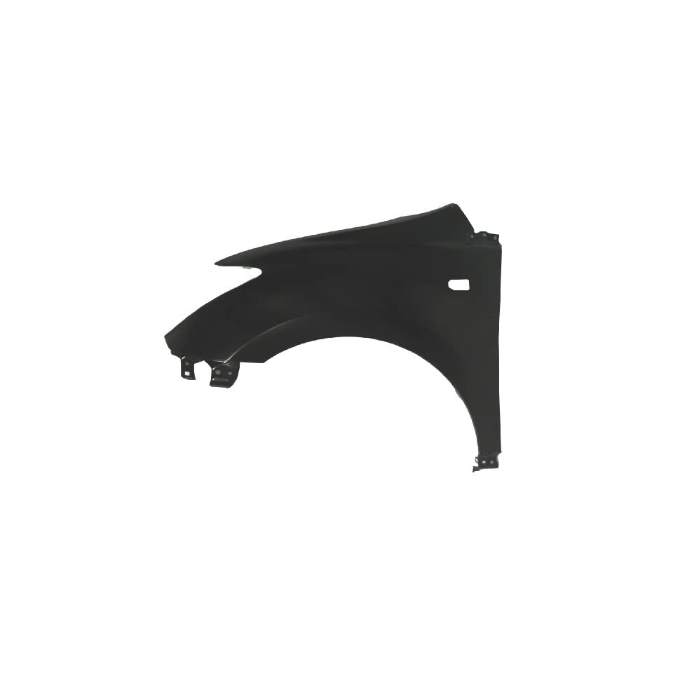 OE Replacement Scion XA Front Driver Side Fender Assembly (Partslink Number SC1240101)