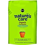 SCOTTS GROWING MEDIA 71678120 Natures Care Potting Soil Pack of 6