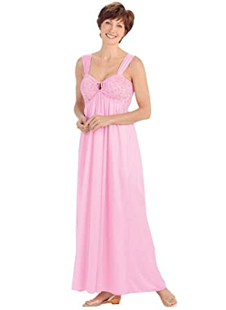 Flirty Nightgown - Women's Sizes, Color Pink, Size 5X