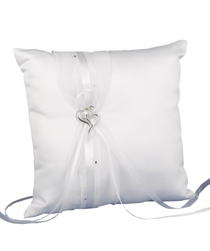Hortense B. Hewitt Wedding Accessories Ring Pillow,