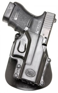 S&W SERIES V - PADDLE HOLSTER Fits 39 Smith & Wesson Sigma Series V ONLY. Fobus Israel Gun Holster