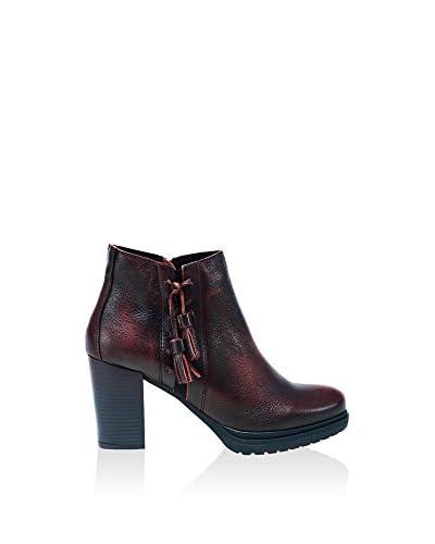 UMA Ankle Boot Mona bordeaux