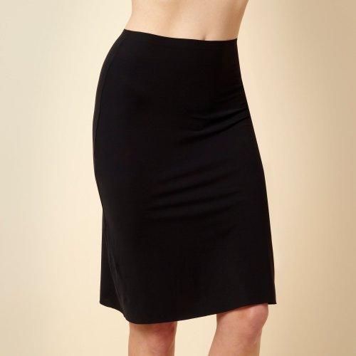 Debenhams Black Longer Length Half Slip