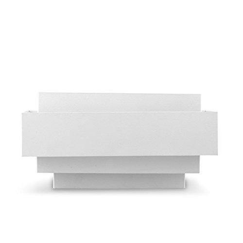 amzdeal-Wandleuchte-Moderne-Design-Lampe-fr-Innenhausgebrauch-ohne-Licht