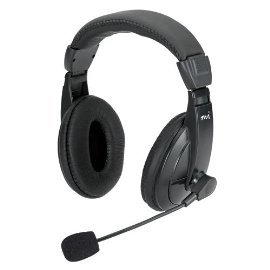 Micro Innovations Mm750H Multimedia Headset With Built-In Microphone