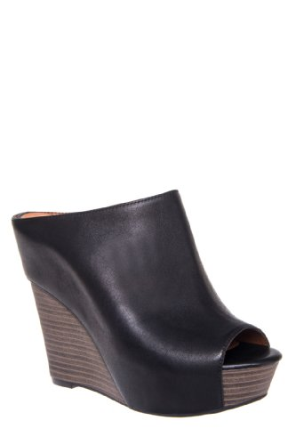 Jessica Simpson Laurin High Wedge Open Toe Clog