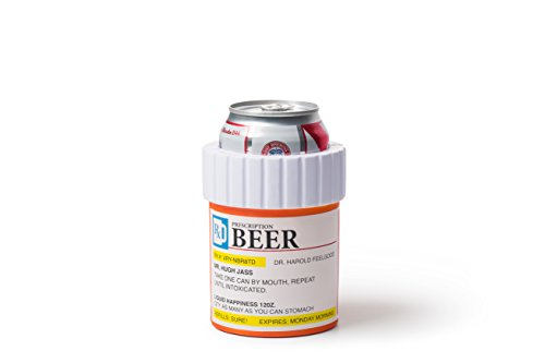 BigMouth Inc Prescription Style Drink Cooler