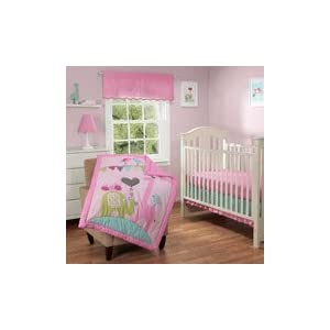 Baby Boom Circus Friends 3pc Crib Bedding Set at Sears.com