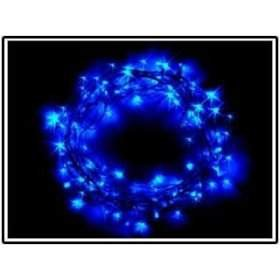 300 BLUE LED CHRISTMAS XMAS STRING LIGHTS 8 FUNCTIONS