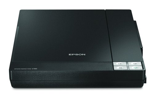 Epson Perfection V30 Color Scanner