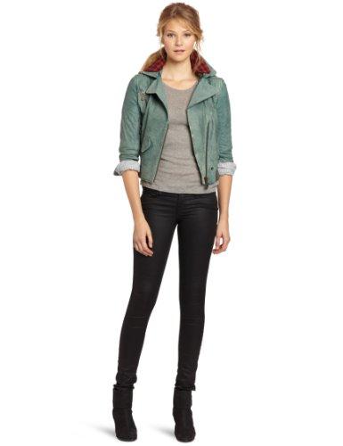 Doma Women's Bomber Jacket, Emerald, Medium