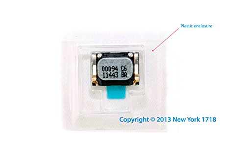 New Apple Iphone 4/4S Earpiece Ear Piece Speaker Replacement - Ny1718
