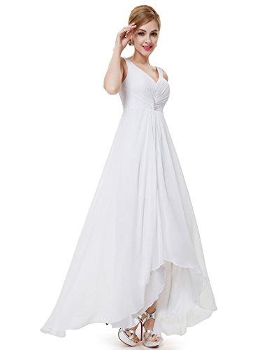 Ever Pretty Womens High Low Summer Wedding Guest Dress 16