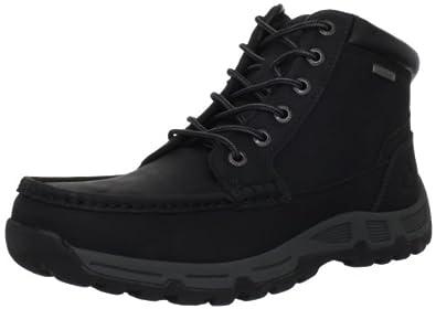Rockport Men's Heritage Heights Boot,Black,7.5 W US