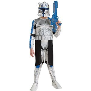 Star Wars Clonetrooper Rex Costume (Large)