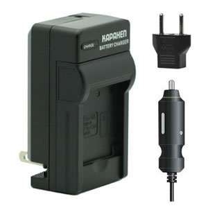 Kapaxen Rapid Battery Charger Kit for BP-925 / BP-950G / BP-955 / BP-970G / BP-975 Battery for Canon Select Camcorders (About Eos C100 Mark Ii compare prices)