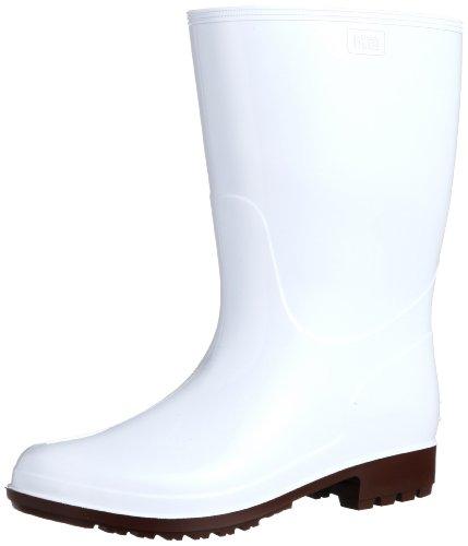 ミドリ安全 男女兼用 耐油耐薬 ハイグリップ 抗菌長靴 HGL2100 スーパー HGL2100 ホワイト(ホワイト/23.5)