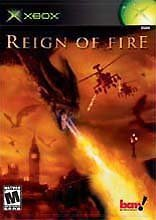 Reign Of Fire Xbox front-322487