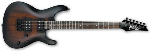 Ibanez GS221 Electric Guitar Chocolate Brown Sunburst