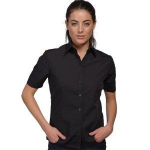 Joseph Alan ristorazione Camicetta/camicia, Black, 10