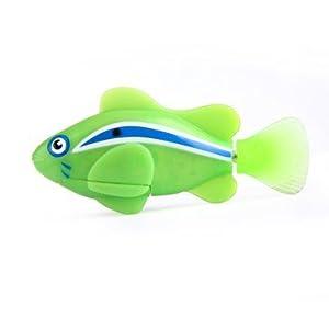 Robo robotic fish shark water activated pet robofish for Robot fish toy