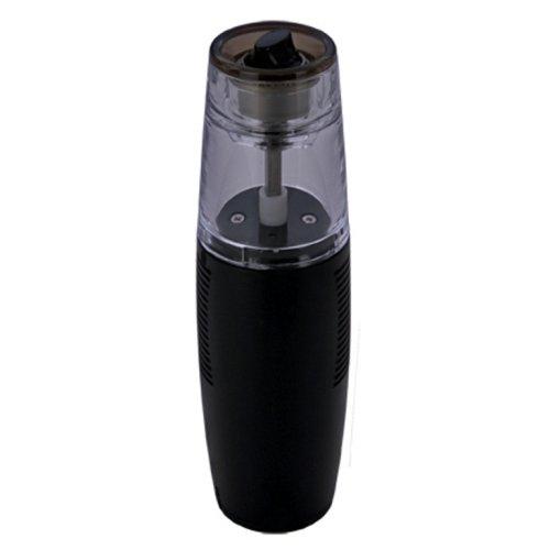 Battery Powered Grinder ~ Save on miu battery powered pepper grinder black onsale was