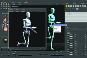 Animationen erstellen mit Poser 8