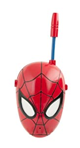 Spiderman - 551046 - Jeu Électronique - Talkie Walkie  - Spider-Man 4