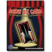 Show Biz Card by Guy Bavli