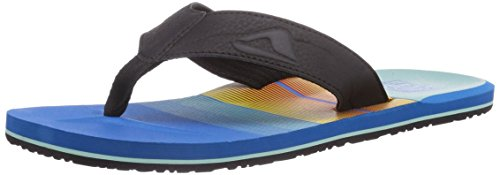 Reef Hts - Flip-flop Uomo, Blu (Light Blue/Red/), 44 EU