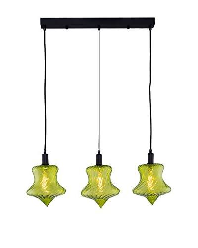 Light&Design Lámpara De Suspensión Glass