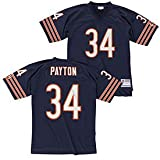 Chicago Bears Walter Payton Premier Throwback Mitchell Ness Replica 7354A Jersey