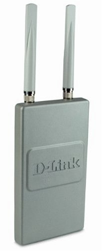D-Link DWL-7700AP PoE 5dBi 802.11a/802.11g 54Mbps Outdoor Wireless Access
