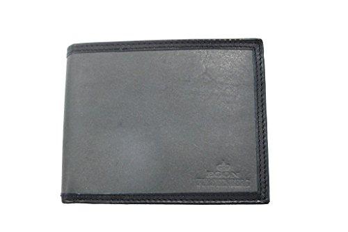 Portafogli uomo Egon Von Furstenberg l.bordino mod.con portamonete 266.1 grigio