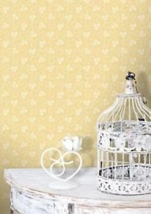 Home of Colour Lym Wallpaper - Yellow from New A-Brend