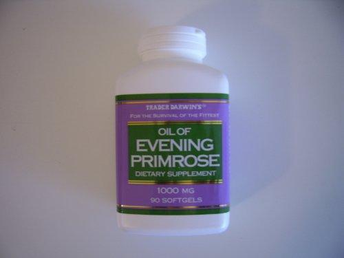 Trader Darwin'S Oil Of Evening Primrose (1000 Mg)