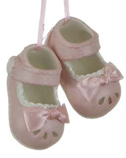 Personalized Baby Shoe front-1074883
