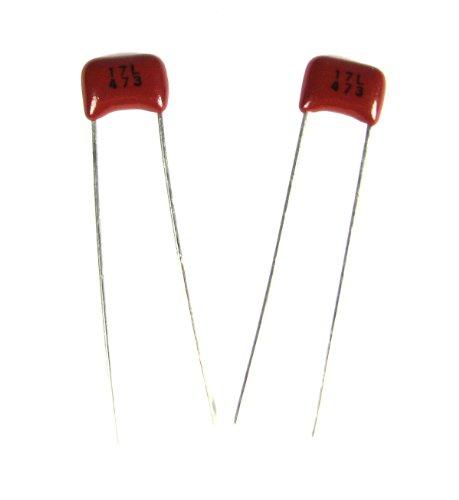 Guitar Tone Capacitors: 0.047Uf
