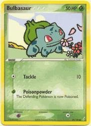 Bulbasaur - Crystal Guardians - 45 [Toy]