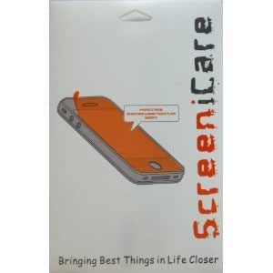 iCare Screen Protector Scratch Guard for Lenovo A390 Clear Screen Guard