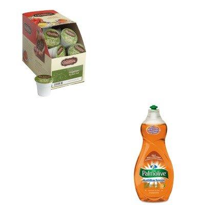 Kitcpm46113Eagmt14739 - Value Kit - Celestial Seasonings Sleepytime Tea K-Cups (Gmt14739) And Ultra Palmolive Antibacterial Dishwashing Liquid (Cpm46113Ea)
