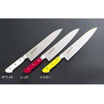 EBM 抗菌 スペシャル・イノックス 牛刀 24cm ホワイト