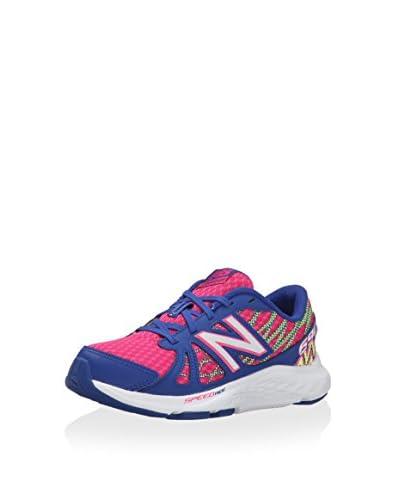 New Balance Kid's Sporty Sneaker