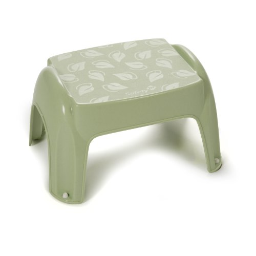 Safety 1st Nature Next Eco-friendly Step Stool, Green