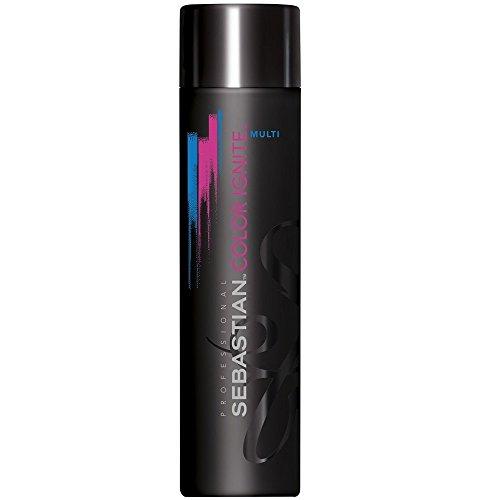 Sebastian - Shampoo Foundation Color Ignite Multi - Linea Sebastian Foundation - 250ml