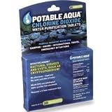 Potable Aqua Chlorine Dioxide Tablets