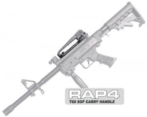 Buy T68 SOF Paintball Gun Carrying Handle - paintball equipment by Rap4
